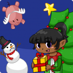 Icon for the Gift Grab Christmas Quandary game
