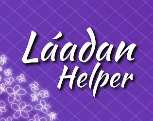 Láadan Helper