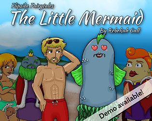 Flipside Fairytales: The Little Mermaid