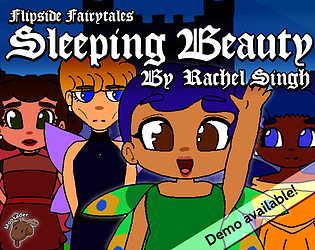 Flipside Fairytales: Sleeping Beauty